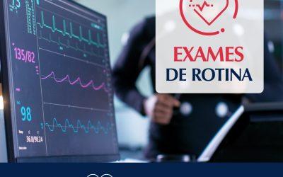 Exames Cardiológicos de rotina⠀
