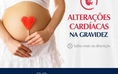 Alterações Cardíacas na Gravidez