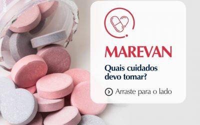 Marevan: Quais cuidados devo tomar?